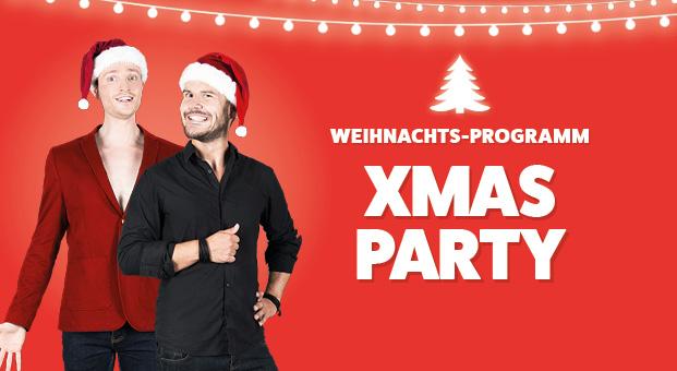 Weihnachts-Programm von René und Schenk